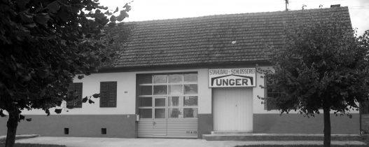 Unger Steel Schlosserei 1952