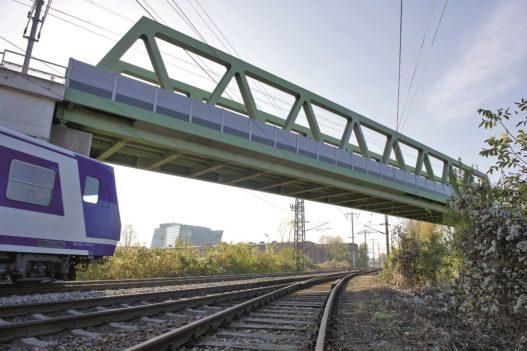 OEBB Nordbahn links, A. Scheiblecker