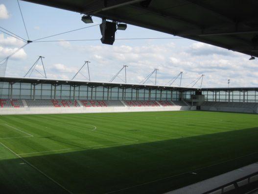 FC Bayern München Campus Spielfeld
