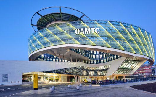 ÖAMTC Zentrale Wien Außenansicht
