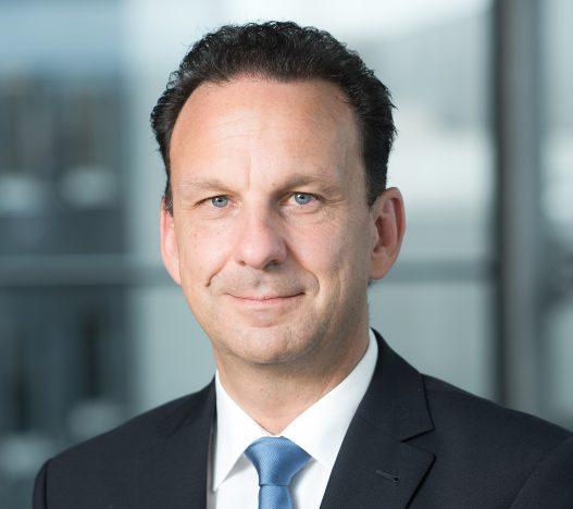 Horst Ache, Geschäftsbereichsleiter GU und Prokurist Europa