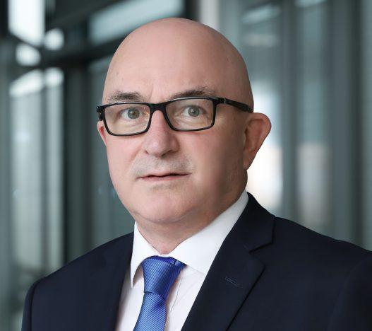 Larry Burke, Managing Director Middle East