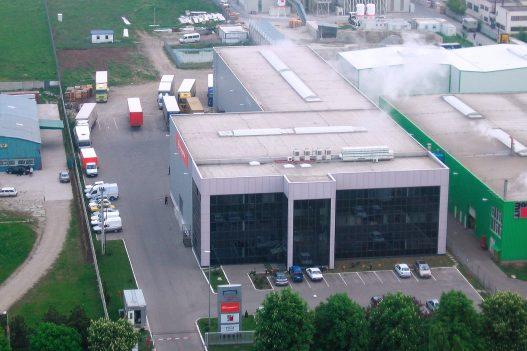 Unger Steel Immobilien Unger Plaza Bukarest
