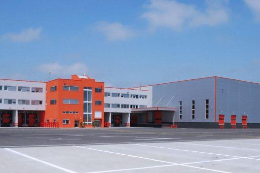 Unger Steel Generalunternehmung Gebrüder Weiss Bukarest