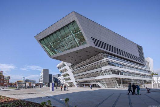 Solid BautechPreis 2015 für WU Wien