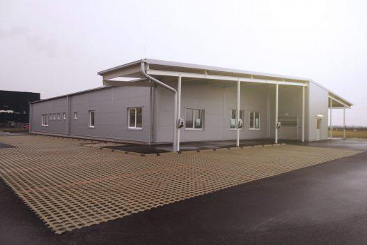 Unger Steel Immobilien Post Zustellbasis Eisenstadt