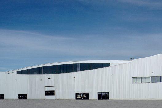 Unger Steel Immobilien Messehalle Oberwart
