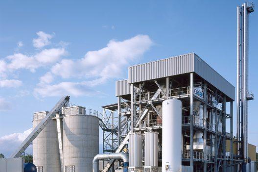 Unger Steel Immobilien Kraftwerk Oberwart