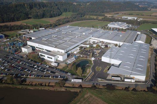 Unger Steel Generalunternehmung Magna Heavy