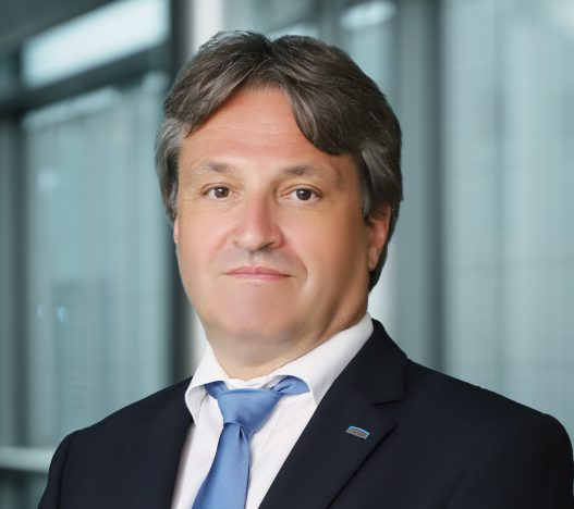 Walter Glaser, Managing Director Middle East