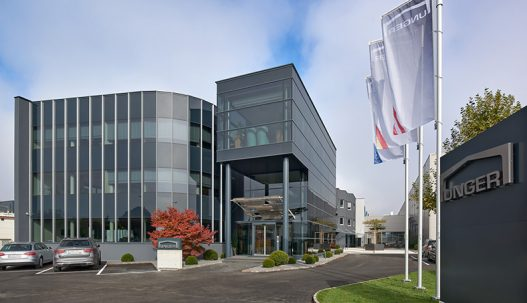 Unger Steel Headquarter in Oberwart im Burgenland